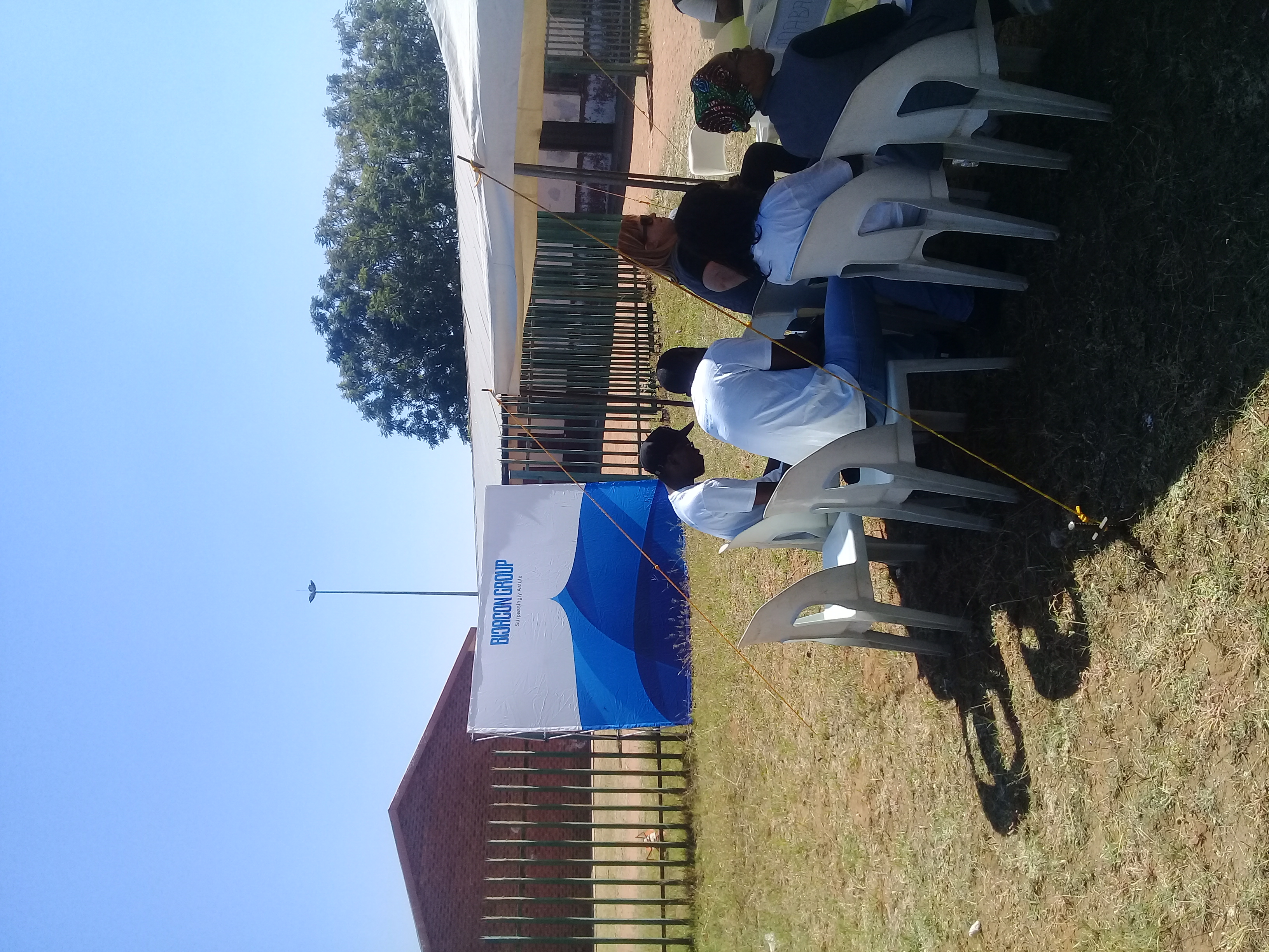 2018 CSI – Mabake Secondary School