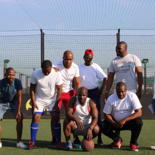 Employee Brand Development – BICACON GROUP Employee Soccer – Aug 2018