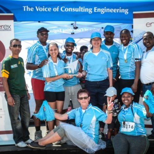 Annual CESA Relay  15th Sept 2018 Sponsored by ENGINEEREX